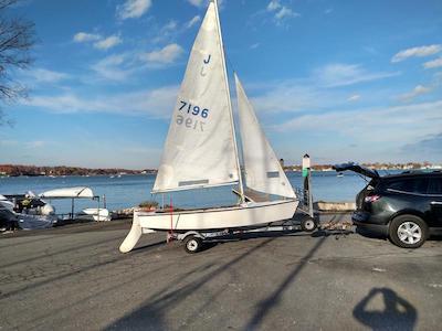 Sail Blue Jay - Classifieds